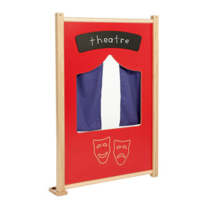 Coloured Role Play Panels – Theatre Panel