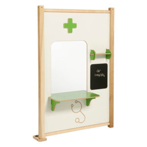Coloured Role Play Panels – Health Centre Panel