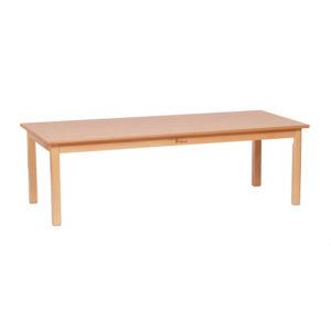Creative! Large Rectangular Nursery Table