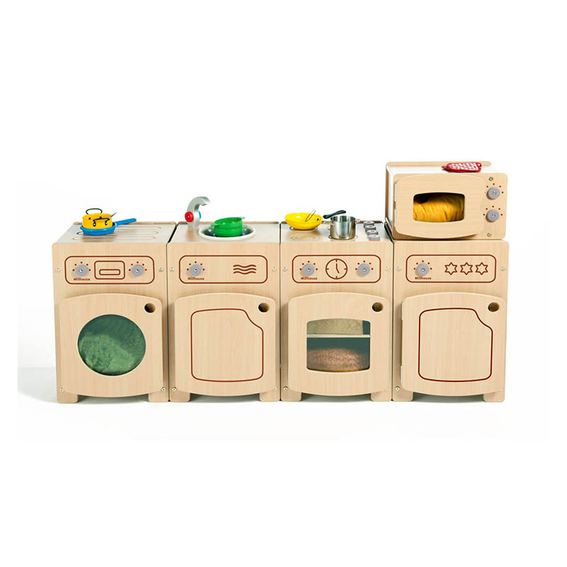 Creative! Role Play Complete Kitchen Set