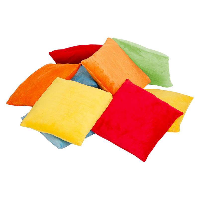 Pack of 10 Sensory Soft Cushions