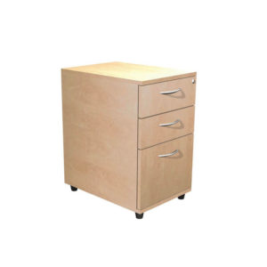 Alpine Storage – Contract Desk Height Pedestals