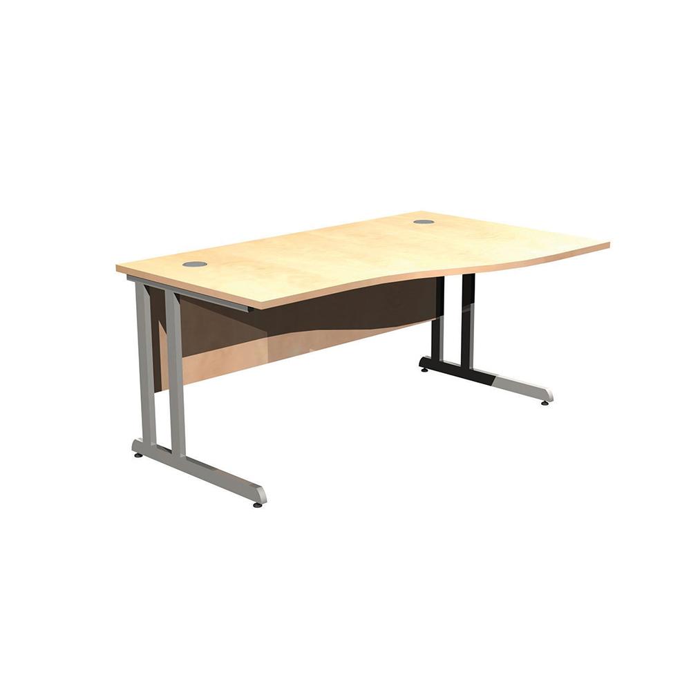 Cantilever Leg Desk Workstations – RH Wave