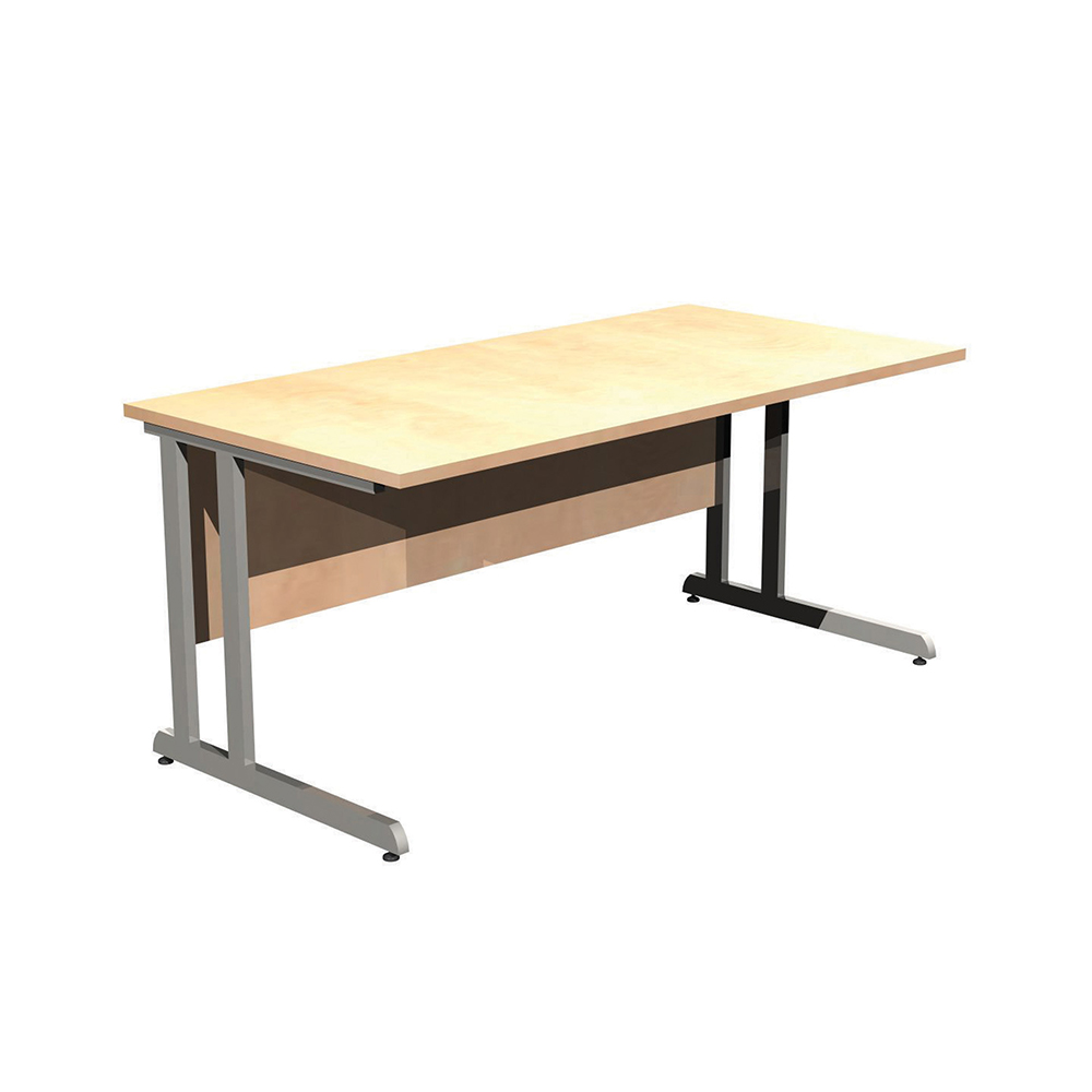 Cantilever Leg Desk Workstations – Straight