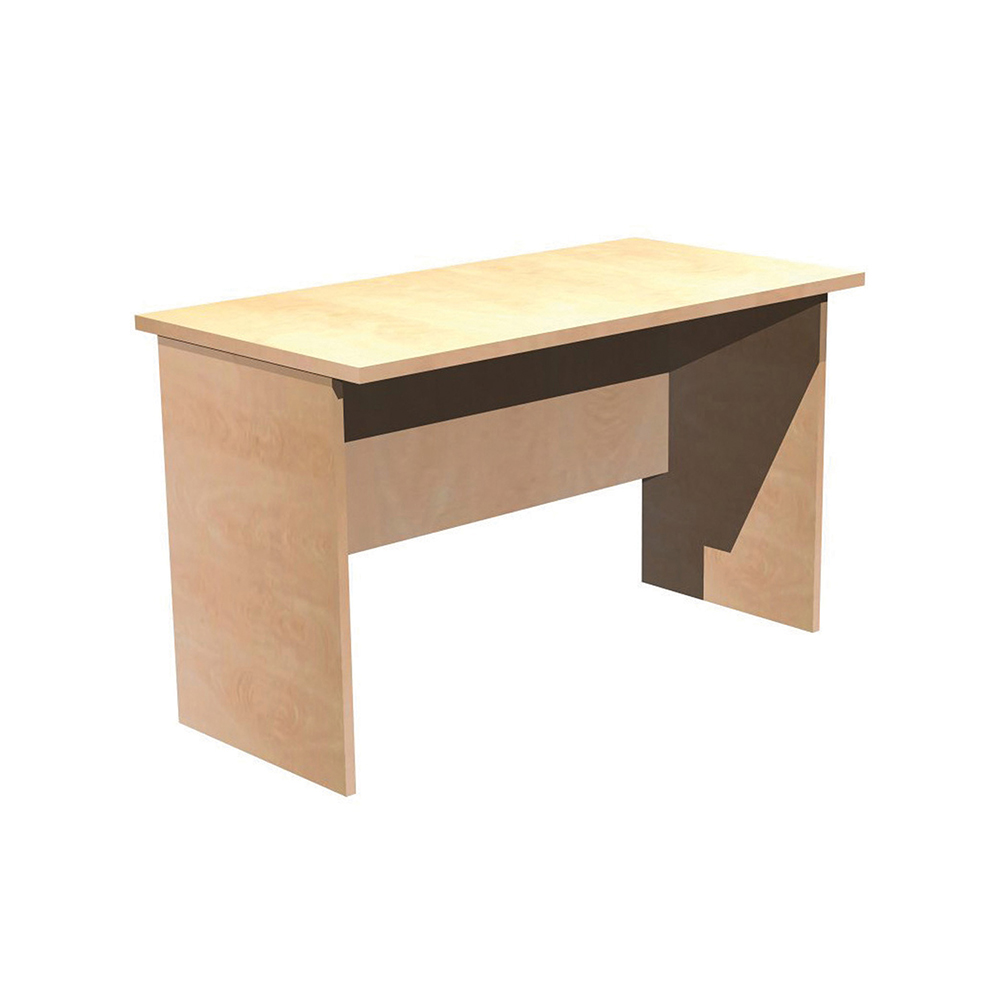 Panel Leg Desk Workstations – Straight