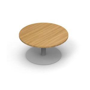 Colorado Totem Base Table – Circular Breakout & Reception
