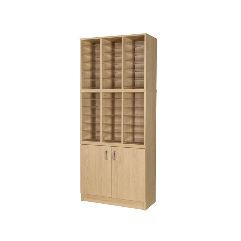 Pigeon Hole Units – 36 hole & cupboard