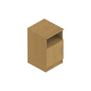Colorado Dormitories – Single door cabinet