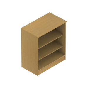 Colorado Dormitories – Bookcase 2 shelves