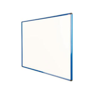 Coloured edge premium aluminium frame whiteboard