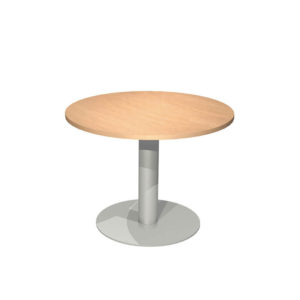 Alpine Tables – Round tables, pedestal base