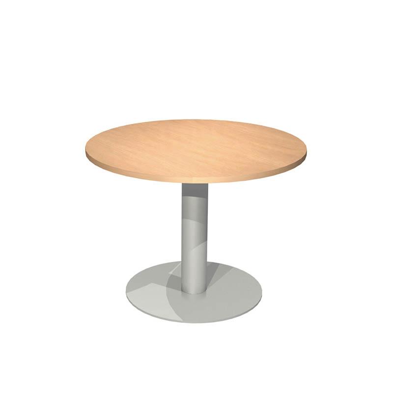 Alpine Tables – Round tables, pedestal base