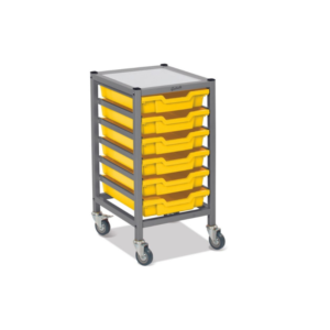 Handistor – Low shallow tray, single width