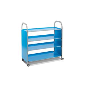 Calstor – Flat shelf unit