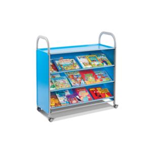 Calstor – Angled Shelf Unit