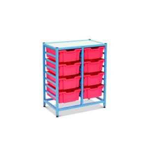 Handistor – Deep tray, double width