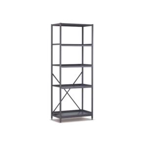 TechniStor Metal Storage – Open 4 shelf unit