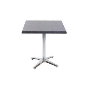 Barletta Aluminium Spar 4-Leg Dining Base