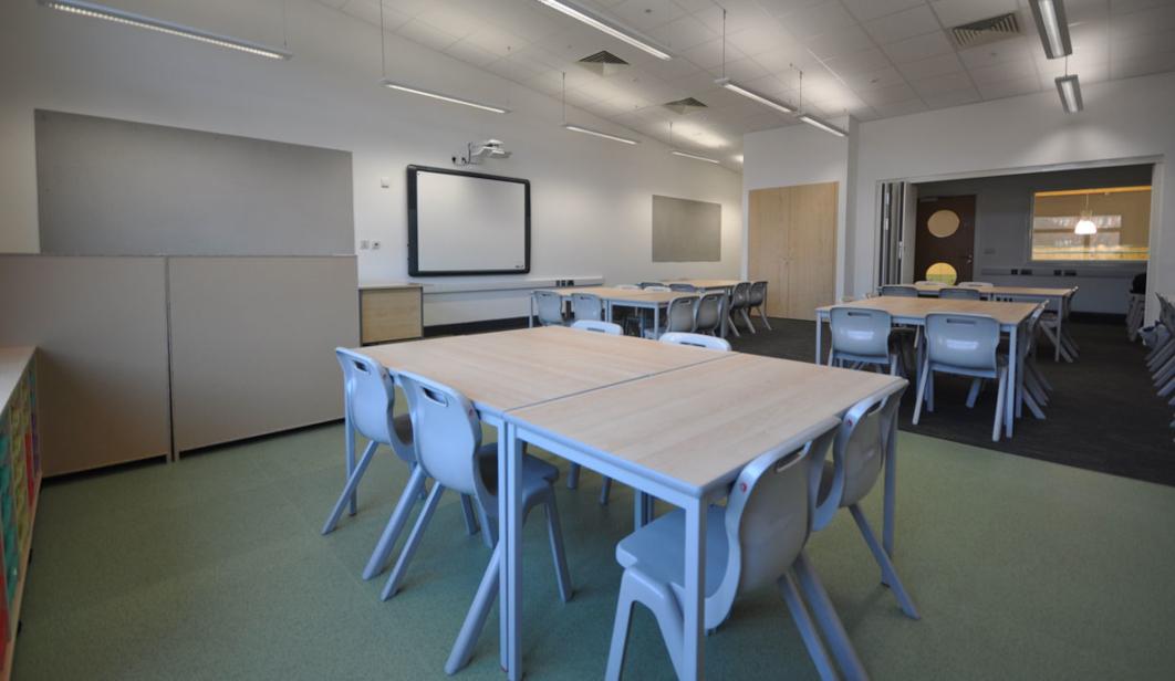 Chester Bluecoat Primary