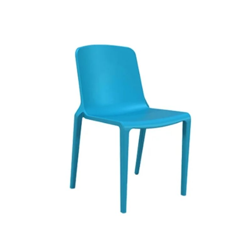 Vivid stacking chair